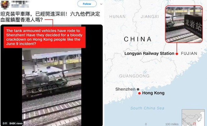 Ma trận tin giả ở Hong Kong - Ảnh 1.