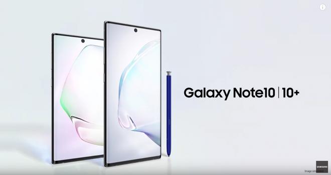 Samsung muốn vực dậy tại thị trường Trung Quốc, nhưng chỉ với Galaxy Note 10 thì chưa đủ - Ảnh 1.
