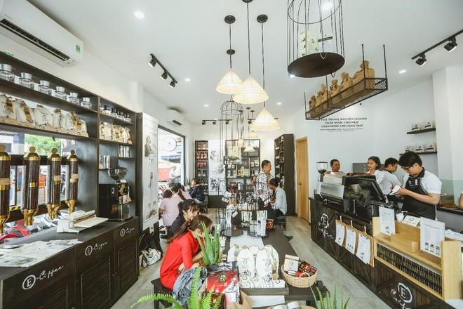 Trung Nguyên E-coffee và mục tiêu trở thành hệ thống cửa hàng cà phê hàng đầu Việt Nam - Ảnh 2.