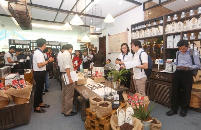 Trung Nguyên E-coffee và mục tiêu trở thành hệ thống cửa hàng cà phê hàng đầu Việt Nam - Ảnh 4.