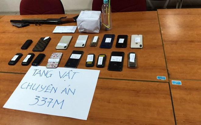 Bóc gỡ đường dây cung cấp ma túy với số lượng lớn về Hà Nội