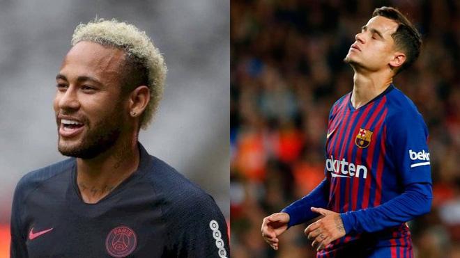 Messi ra mặt, Barcelona ôm núi tiền sang Paris đón Neymar - Ảnh 1.