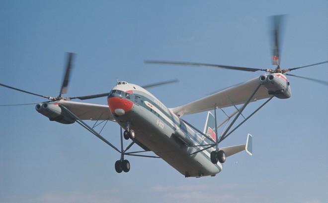 """Quái vật bay: Những dự án máy bay """"chết yểu"""" của Liên Xô"""