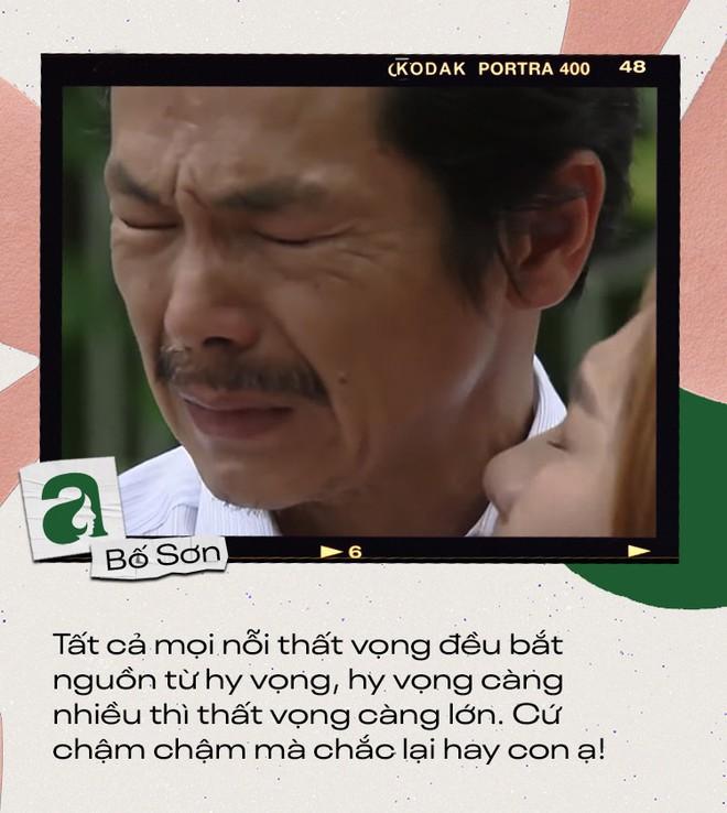 """Tập cuối bộ phim quốc dân """"Về nhà đi con"""" - cùng điểm lại loạt câu nói của các nhân vật cứ tuôn ra là thành quotes gây điên đảo khắp nơi - Ảnh 3."""