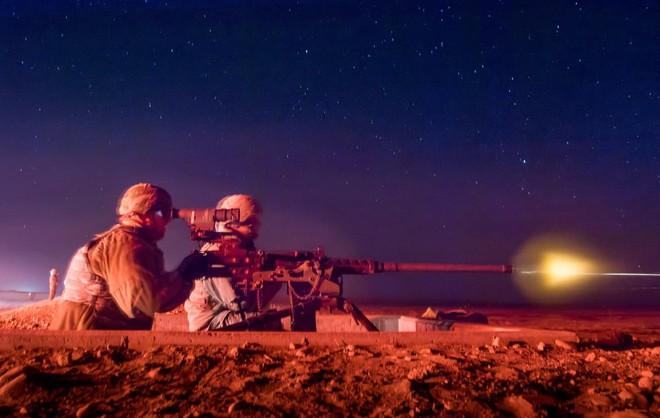 Mỹ phát triển súng trường tấn công tàng hình: Ưu tiên chiến trường Trung Đông và Trung Á? - Ảnh 3.