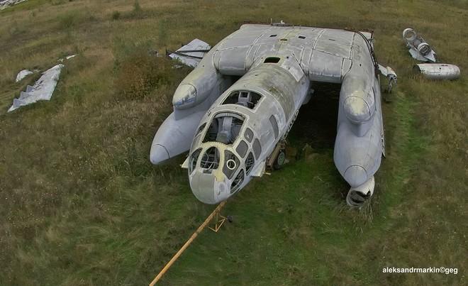 Quái vật bay: Những dự án máy bay chết yểu của Liên Xô - Ảnh 4.