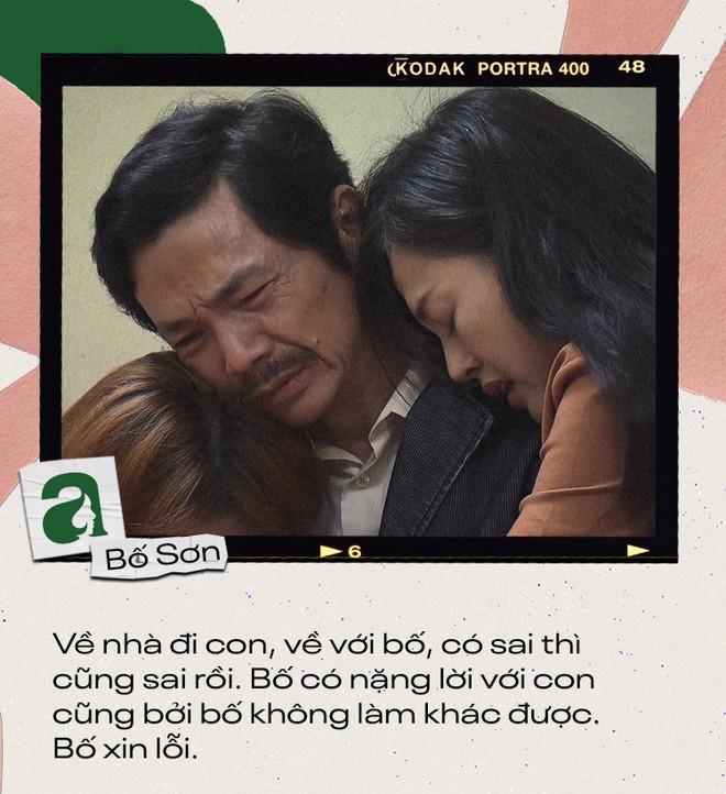 """Tập cuối bộ phim quốc dân """"Về nhà đi con"""" - cùng điểm lại loạt câu nói của các nhân vật cứ tuôn ra là thành quotes gây điên đảo khắp nơi - Ảnh 6."""