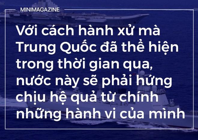 Đại sứ Trương Triều Dương: Từ Scarborough đến Tư Chính, nghĩ về bài học ứng xử với Trung Quốc ở Biển Đông - ảnh 7