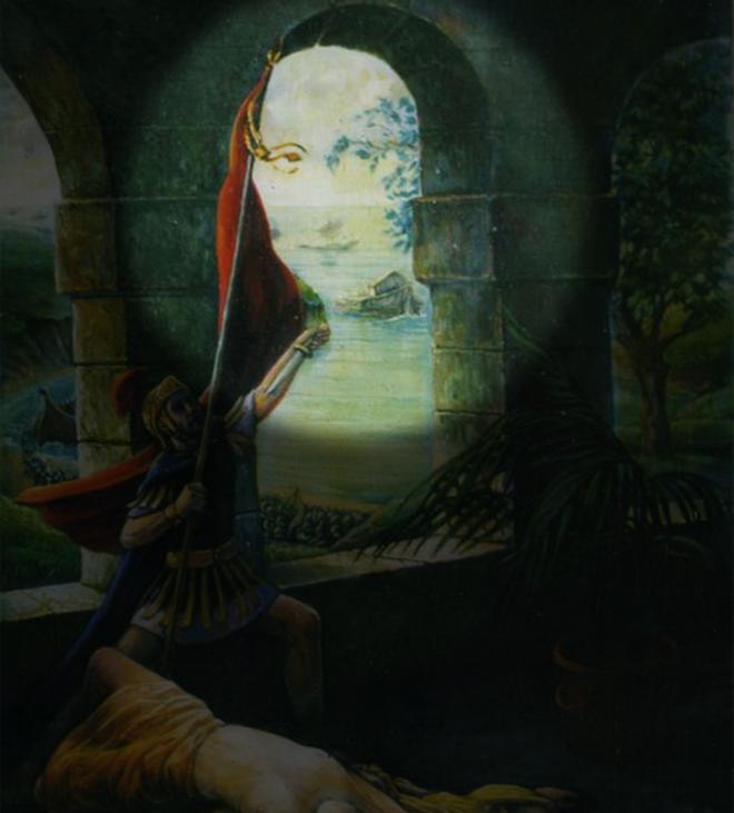 Nhìn thấy Mona Lisa hay chiến binh trước? Tính cách của bạn sẽ bộc lộ ngay ở câu trả lời - Ảnh 2.