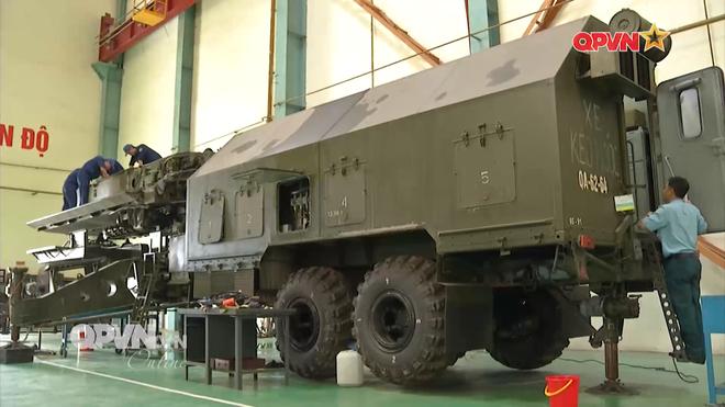 Tinh hoa vũ khí Việt: Hiện đại hóa 36D6 - Quyết không để Tổ quốc bị bất ngờ từ trên không - Ảnh 2.