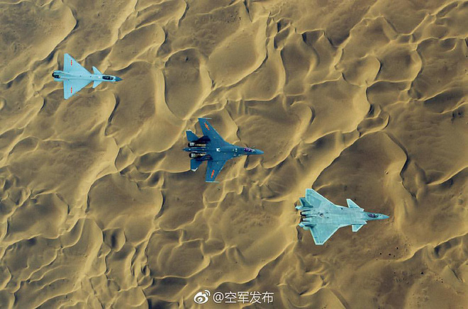 Tham vọng hiện đại hóa Không quân của Trung Quốc: Khó khăn do thiếu máy bay? - ảnh 9