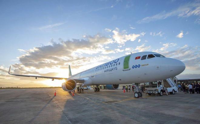 Bamboo Airways sẽ được tăng số lượng lên 30 chiếc
