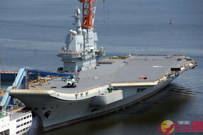Số lượng tiêm kích hạm trên tàu sân bay nội địa Type 002 Trung Quốc gây bất ngờ - ảnh 1