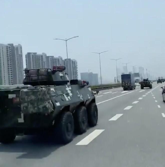 Vì sao Trung Quốc điều thiết giáp đến sát Hong Kong? - Ảnh 3.