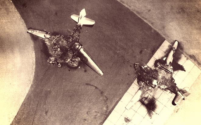 Phi vụ đặc biệt giải cứu các phi công Israel bị bắn rơi - KQ Ai Cập từng suýt bị xóa sổ