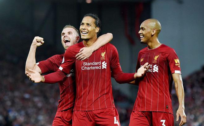 Liverpool vs Chelsea: Lữ đoàn đỏ thị uy sức mạnh