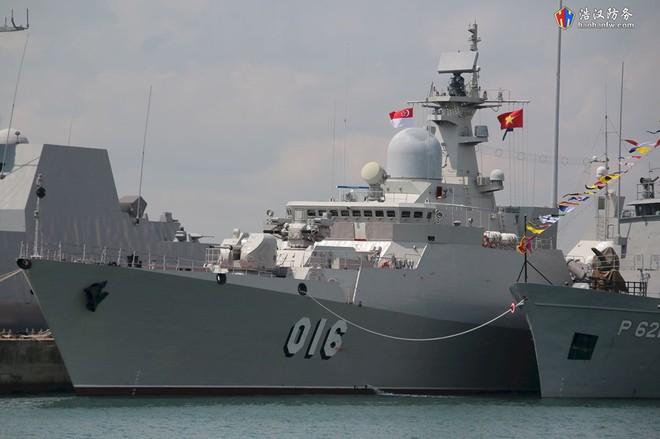 Tàu 016-Quang Trung: Chiến hạm lớn và hiện đại nhất Việt Nam đẹp đến ngỡ ngàng - Ảnh 1.