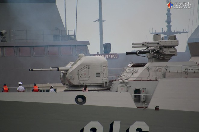 Tàu 016-Quang Trung: Chiến hạm lớn và hiện đại nhất Việt Nam đẹp đến ngỡ ngàng - Ảnh 10.