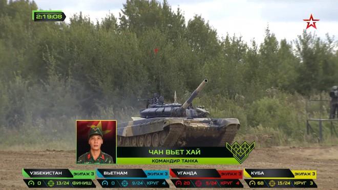 Đội Việt Nam xuất sắc về đích thứ 2 tại chung kết Tank Biathlon - Kỳ tích lịch sử - Ảnh 10.
