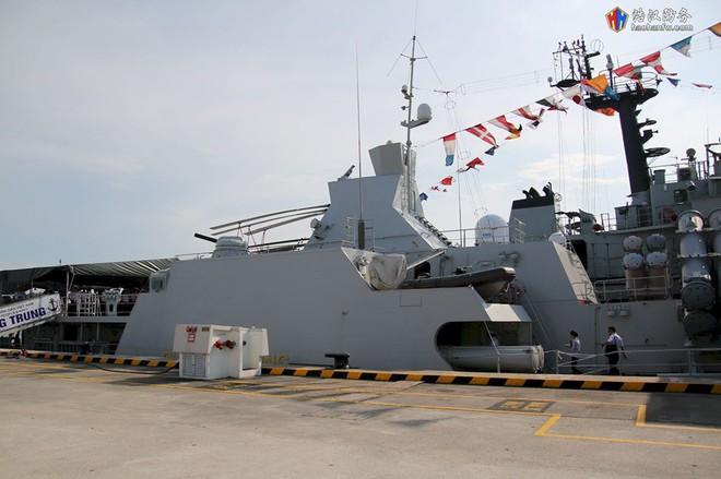 Tàu 016-Quang Trung: Chiến hạm lớn và hiện đại nhất Việt Nam đẹp đến ngỡ ngàng - Ảnh 11.