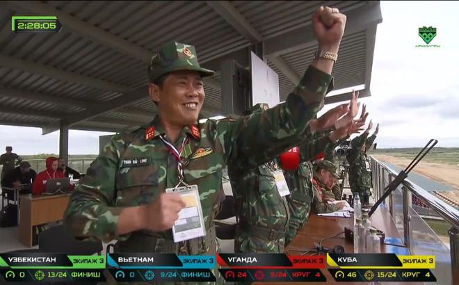 Tank Biathlon 2019: Việt Nam lập thêm 3 kỳ tích mới đáng nể - Ban tổ chức điều chỉnh kết quả trận chung kết
