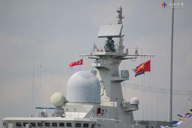 Tàu 016-Quang Trung: Chiến hạm lớn và hiện đại nhất Việt Nam đẹp đến ngỡ ngàng - Ảnh 12.