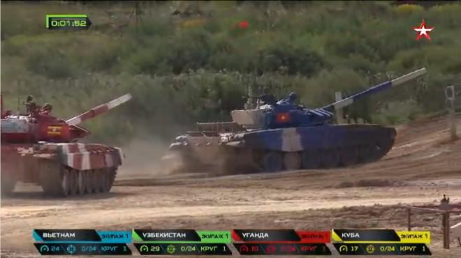Đội Việt Nam xuất sắc về đích thứ 2 tại chung kết Tank Biathlon - Kỳ tích lịch sử - Ảnh 64.