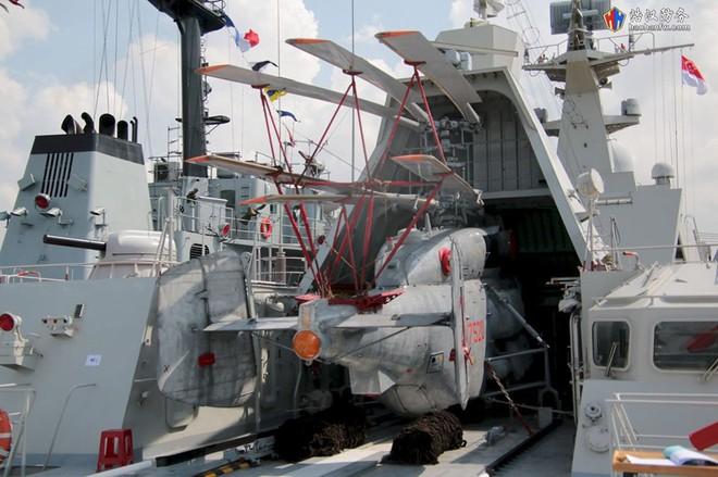 Tàu 016-Quang Trung: Chiến hạm lớn và hiện đại nhất Việt Nam đẹp đến ngỡ ngàng - Ảnh 13.