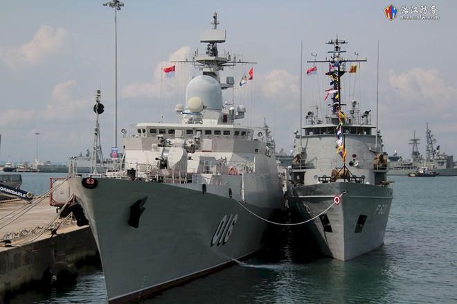 Tàu 016-Quang Trung: Chiến hạm lớn và hiện đại nhất Việt Nam đẹp đến ngỡ ngàng - Ảnh 2.