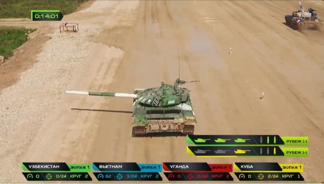 Đội Việt Nam xuất sắc về đích thứ 2 tại chung kết Tank Biathlon - Kỳ tích lịch sử - Ảnh 61.
