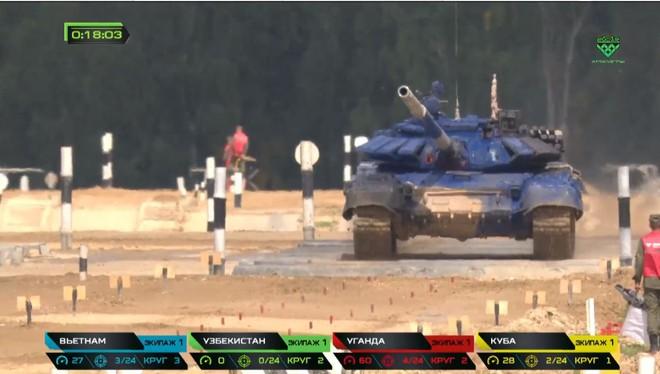 Đội Việt Nam xuất sắc về đích thứ 2 tại chung kết Tank Biathlon - Kỳ tích lịch sử - Ảnh 59.