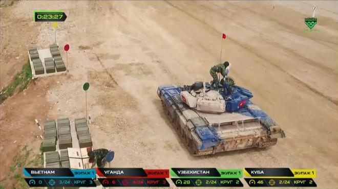 Đội Việt Nam xuất sắc về đích thứ 2 tại chung kết Tank Biathlon - Kỳ tích lịch sử - Ảnh 56.