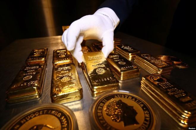 24h qua ảnh: Bên trong nhà kho chứa vàng ở Đức - Ảnh 4.
