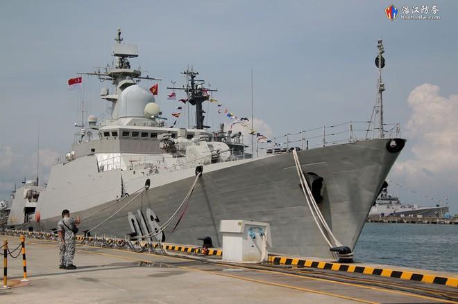 Tàu 016-Quang Trung: Chiến hạm lớn và hiện đại nhất Việt Nam đẹp đến ngỡ ngàng - Ảnh 3.
