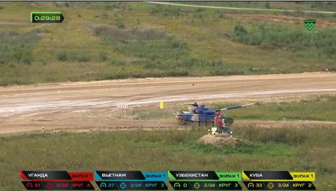 Đội Việt Nam xuất sắc về đích thứ 2 tại chung kết Tank Biathlon - Kỳ tích lịch sử - Ảnh 54.