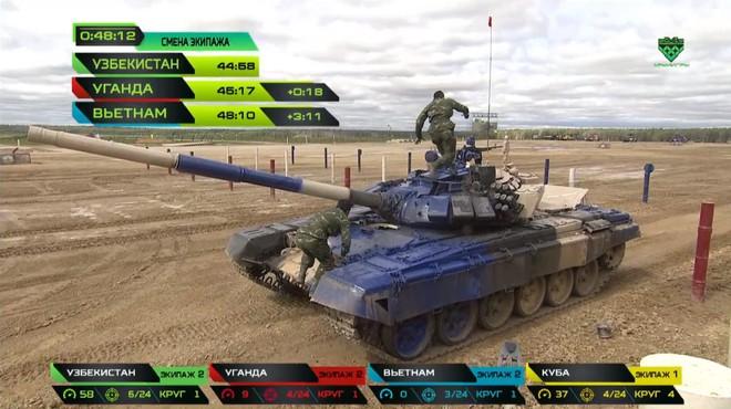 Đội Việt Nam xuất sắc về đích thứ 2 tại chung kết Tank Biathlon - Kỳ tích lịch sử - Ảnh 47.