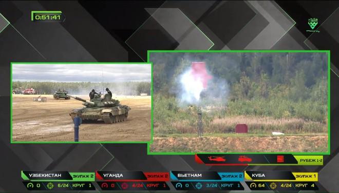 Đội Việt Nam xuất sắc về đích thứ 2 tại chung kết Tank Biathlon - Kỳ tích lịch sử - Ảnh 46.