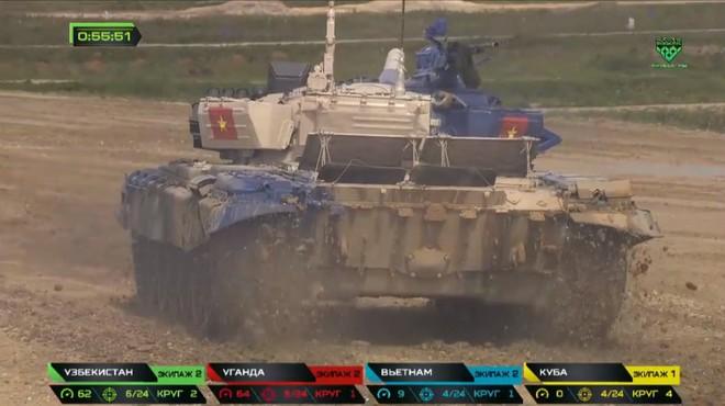 Đội Việt Nam xuất sắc về đích thứ 2 tại chung kết Tank Biathlon - Kỳ tích lịch sử - Ảnh 45.