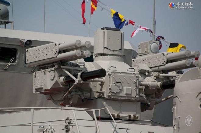 Tàu 016-Quang Trung: Chiến hạm lớn và hiện đại nhất Việt Nam đẹp đến ngỡ ngàng - Ảnh 5.