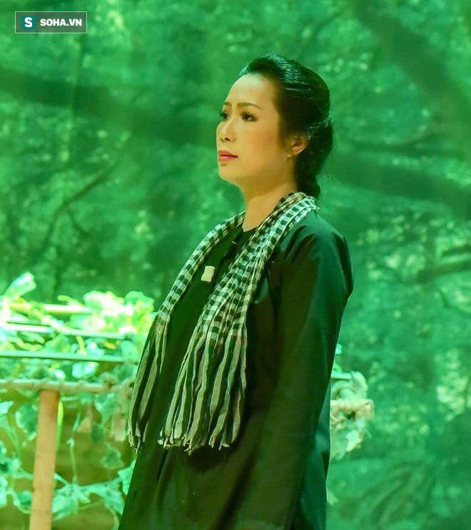 NSƯT Trịnh Kim Chi: Nhiều người sẽ cười nhạo giấc mơ này của tôi nhưng tôi vẫn giữ khát khao ấy - Ảnh 3.