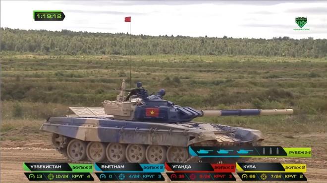 Đội Việt Nam xuất sắc về đích thứ 2 tại chung kết Tank Biathlon - Kỳ tích lịch sử - Ảnh 39.