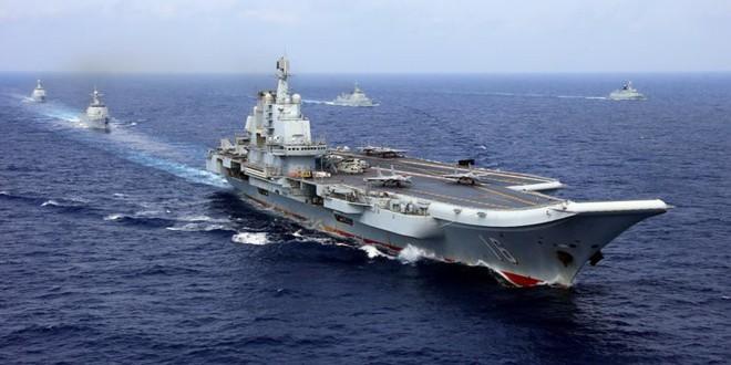 Tham vọng trở thành Siêu cường của Trung Quốc:  Cần bao nhiêu tàu sân bay? - ảnh 4