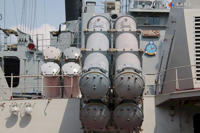 Tàu 016-Quang Trung: Chiến hạm lớn và hiện đại nhất Việt Nam đẹp đến ngỡ ngàng - Ảnh 6.