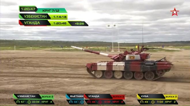 Đội Việt Nam xuất sắc về đích thứ 2 tại chung kết Tank Biathlon - Kỳ tích lịch sử - Ảnh 38.