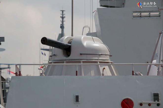 Tàu 016-Quang Trung: Chiến hạm lớn và hiện đại nhất Việt Nam đẹp đến ngỡ ngàng - Ảnh 7.