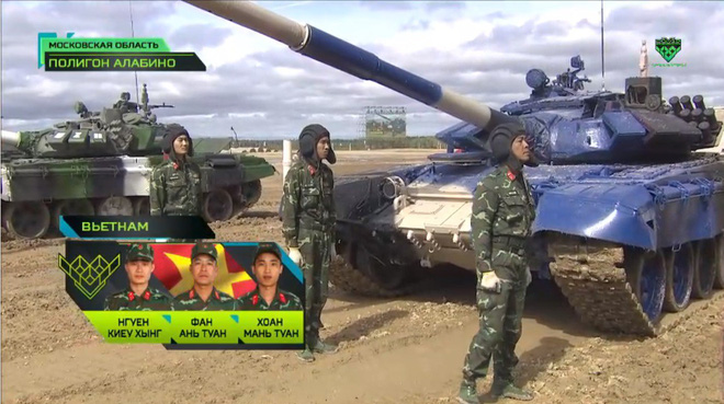 Đội Việt Nam xuất sắc về đích thứ 2 tại chung kết Tank Biathlon - Kỳ tích lịch sử - Ảnh 70.