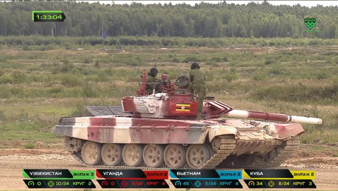 Đội Việt Nam xuất sắc về đích thứ 2 tại chung kết Tank Biathlon - Kỳ tích lịch sử - Ảnh 29.