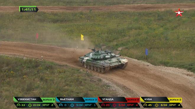 Đội Việt Nam xuất sắc về đích thứ 2 tại chung kết Tank Biathlon - Kỳ tích lịch sử - Ảnh 25.