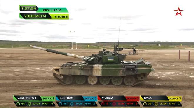 Đội Việt Nam xuất sắc về đích thứ 2 tại chung kết Tank Biathlon - Kỳ tích lịch sử - Ảnh 20.