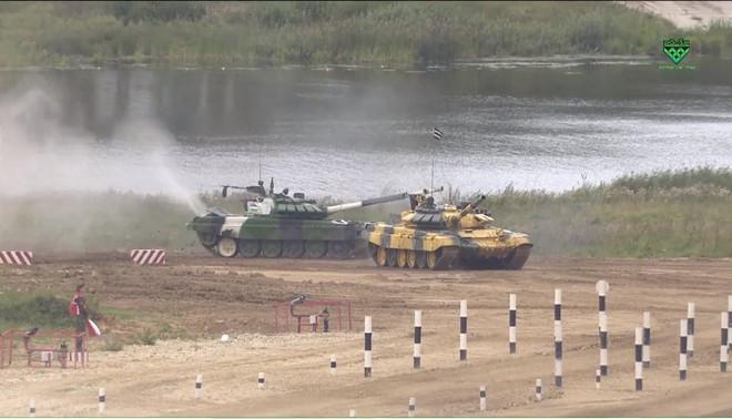 Đội Việt Nam xuất sắc về đích thứ 2 tại chung kết Tank Biathlon - Kỳ tích lịch sử - Ảnh 19.